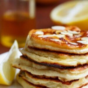 Keto Almond Pancakes