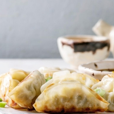 Keto Asian Potstickers