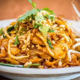 Instant Pot Pad Thai – Gluten Free & Dairy Free