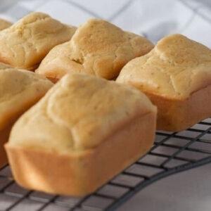 low carb keto mini buns